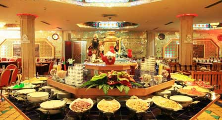 لیست رستوران های تربت جام