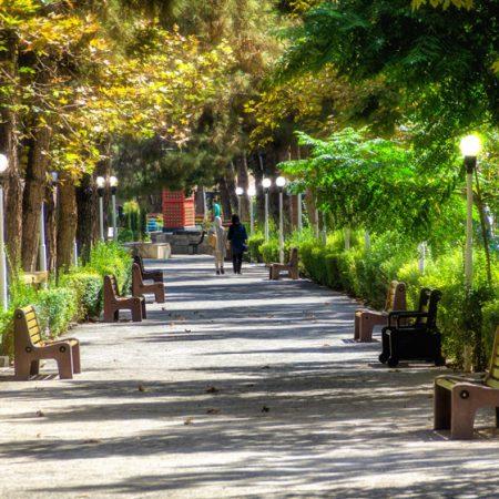 لیست پارک های تهران