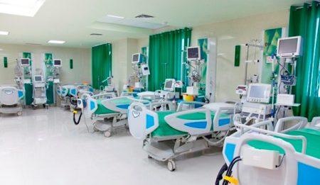 لیست بیمارستان ها