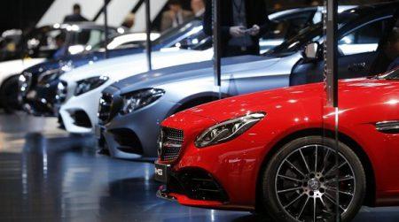 نمایشگاه اتومبیل
