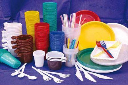 تولیدی و پخش ظروف یکبار مصزف